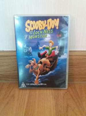 Price Drop Scooby-Doo and the Loch Ness Monster (DVD)