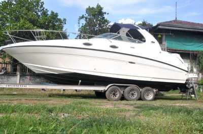Searay Sundancer 31.5 ft Mercusier 5.0 MPI 260 hp