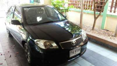TOYOTA VIOS IN EXCELLENT CONDITION