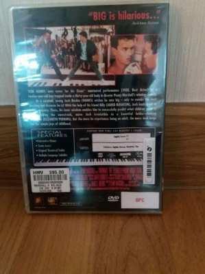 Price Drop  Free Shipping  Tom Hanks Big DVD