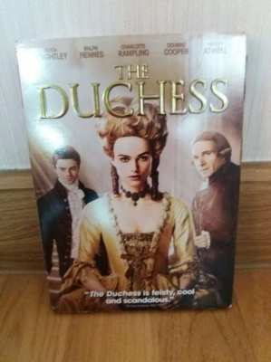 NEW YEAR SALE! Price Drop! The Duchess DVD