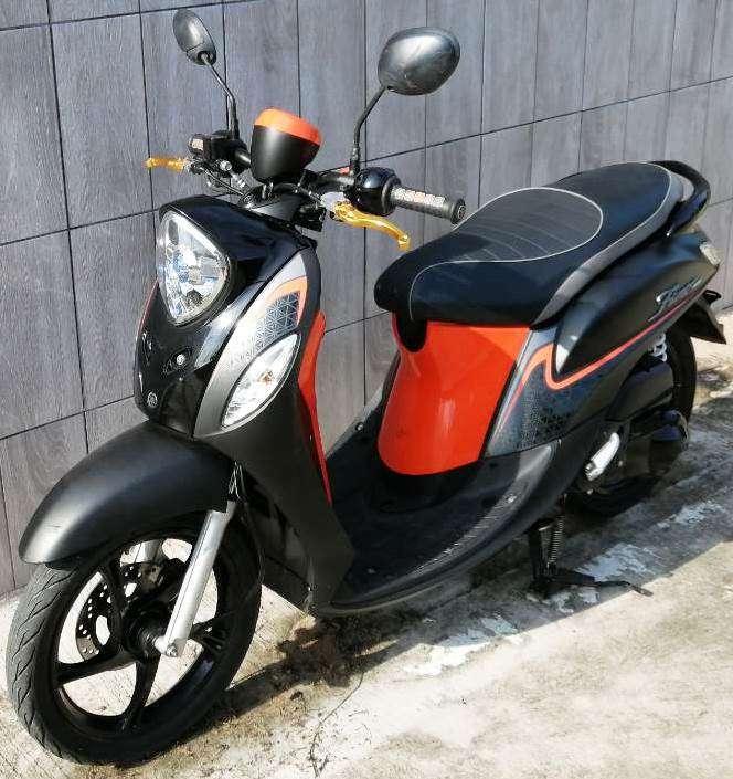 Yamaha Fino EFI rent start 1.700 ฿/Month