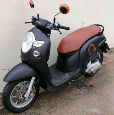 Honda Scoopy i - rent start 1.913 ฿/Month