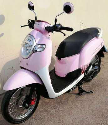 Honda Scoopy i - rent start 1.913 ฿/Month