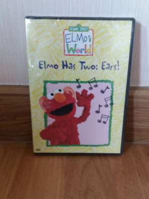 Price Drop  Free Shipping Elmo's World: Elmo Has Two Ears!