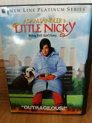 Price Drop  Adam Sandler is Little Nicky DVD