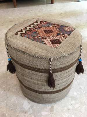 Arabic woven stool