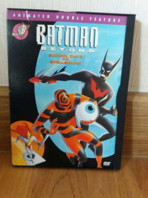 Price Drop Free Shipping Batman Beyond School Dayz and Spellbound