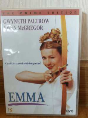 Price Drop Free Shipping Gwyneth Paltrow EMMA DVD