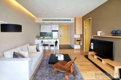 Aequa Residence Ultra Luxury Condo 1 Bedroom Unit for Rent - Discount