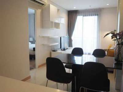 FOR RENT VILLA ASOKE / 1 bedroom / 48 Sqm.**23,000**