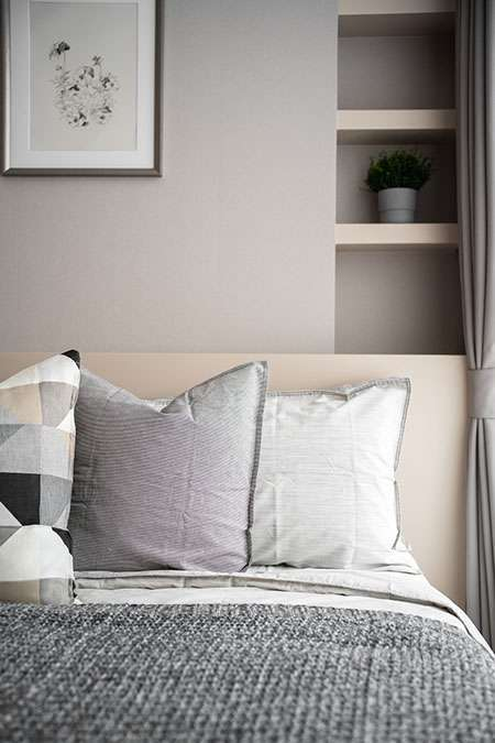 A Nicely Décor and Brand New 1 Bedroom Unit at KnightBridge Prime