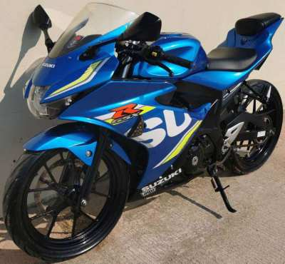 06/2017 Suzuki GSX-150R 49.900 ฿ Finance by shop