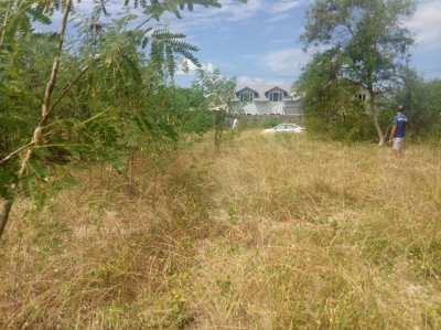 Land for sale East Pattaya, Huay Yai, close to Phoenix Golf course.