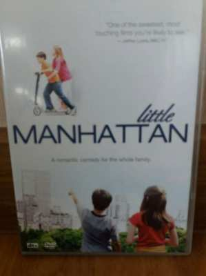 Free Shipping Little Manhattan [DVD]