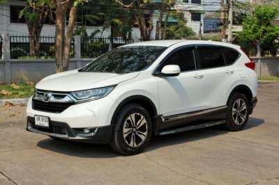 2018 Honda CR-V 2.4 E A/T