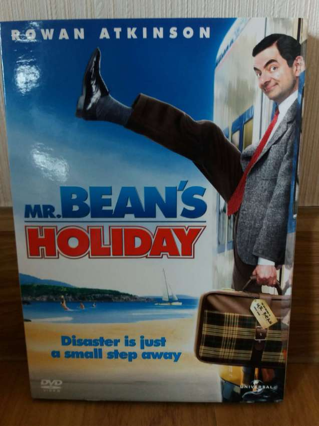 Mr. Bean's Holiday DVD