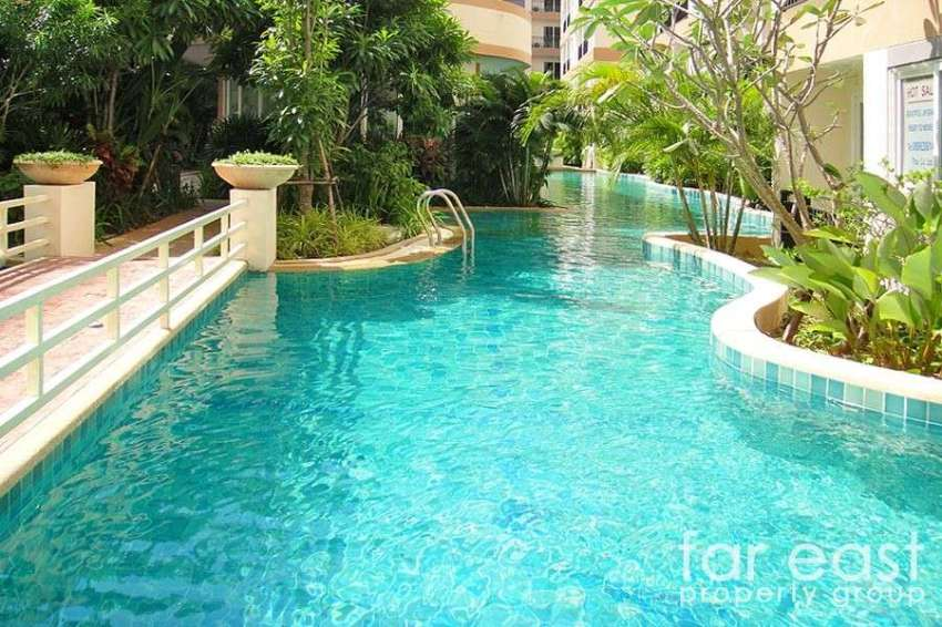 Park Lane One Bedroom With Direct Pool Access