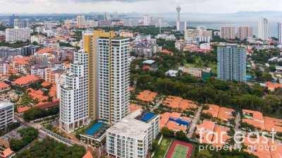 The Peak Towers Pratumnak Hill - Finance Available