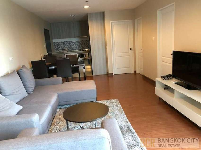 Belle Grand Rama 9 Luxury Condo Fully Furnished 2 Bedroom Unit Sale