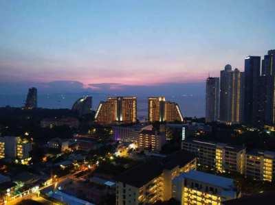 2 Bedrooms Lumpini Wongamat Condominium for Rent North Pattaya.