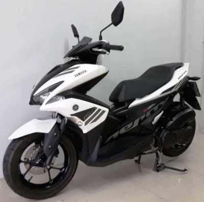 07/2017 Yamaha Aerox 155 39.900 ฿ Finance