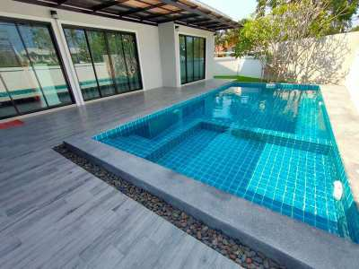Reduced Price New Furnished 2 BR 3 Bath Pool Villa