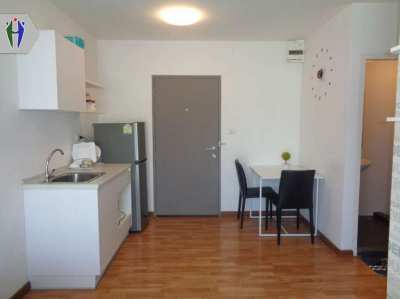 Condo for Rent  8,000 baht, South Pattaya 1 Bedroom with Washing Machi
