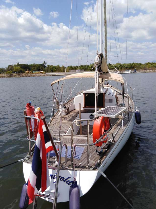S&S Classic Sailing Yacht-share or sale