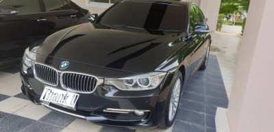ขายรถเก๋ง BMW 320 i luxury รุ่นท็อป  Series 3 จันทบุรี
