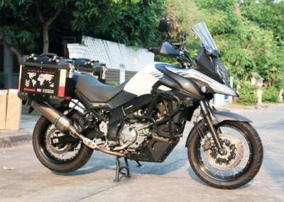 [ For Sale ] Suzuki vstrom 650 2017 with 1st insurrance
