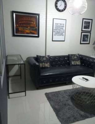 LPN Bodin Ramkamhang TowerE FL5 Fully Furnished 2aircons Great Locale