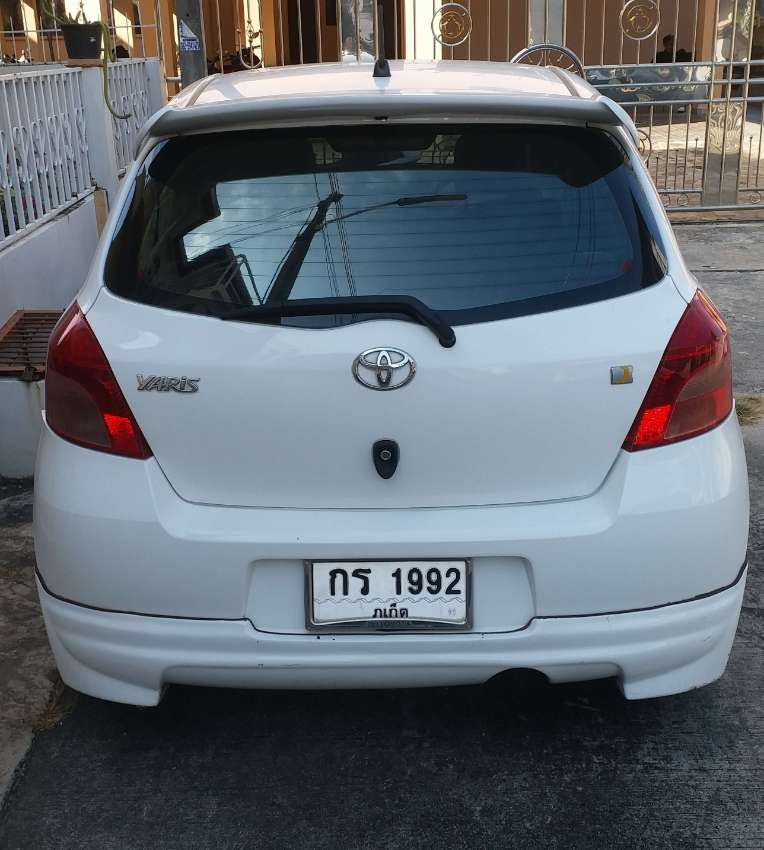 TOYOTA Yaris - 1.5 vvti - automatic - low kms - very good condition