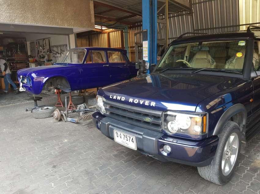 Lanna Classic Cars Auto service-Chiang Mai  www.lannaclassiccars.com