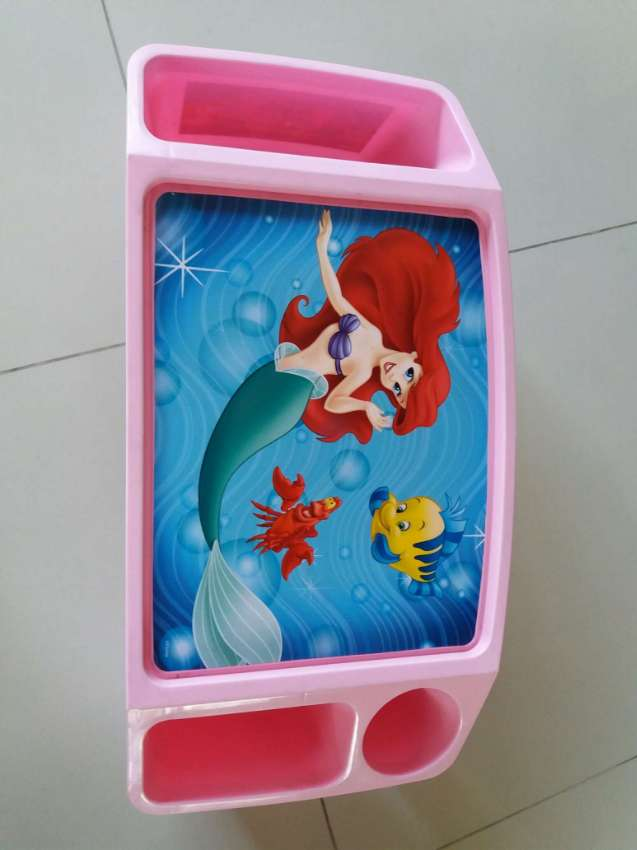 Free Shipping Little Mermaid Pink Little Kids Only Table