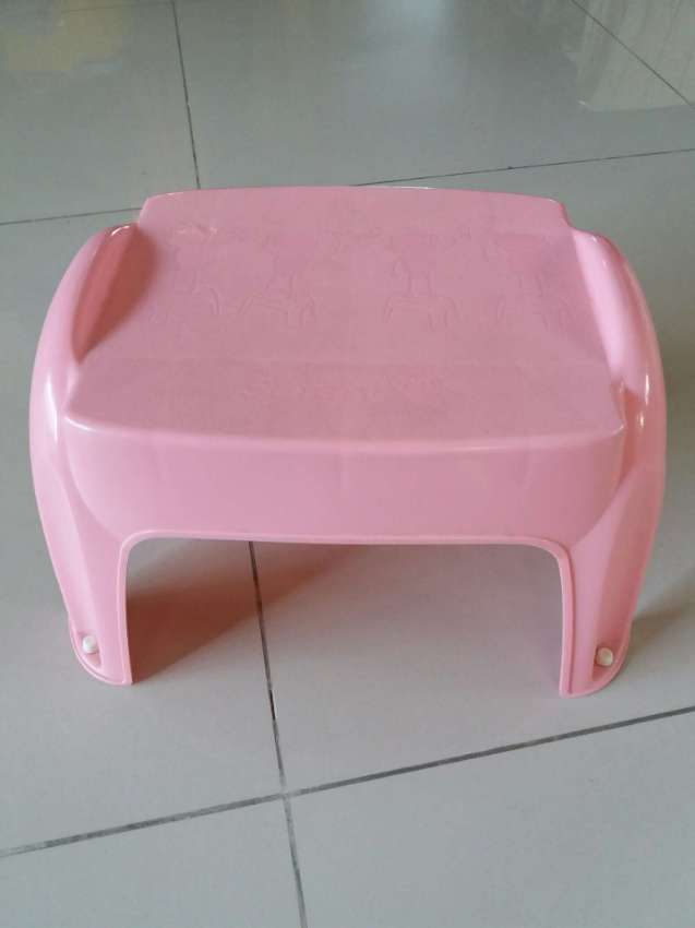 Free ShippingToddler Step Stool Toilet Potty Training BathroomKitchen
