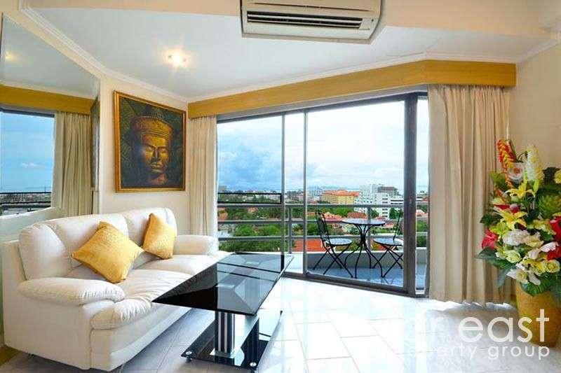 Popular View Talay 2 Jomtien Rental