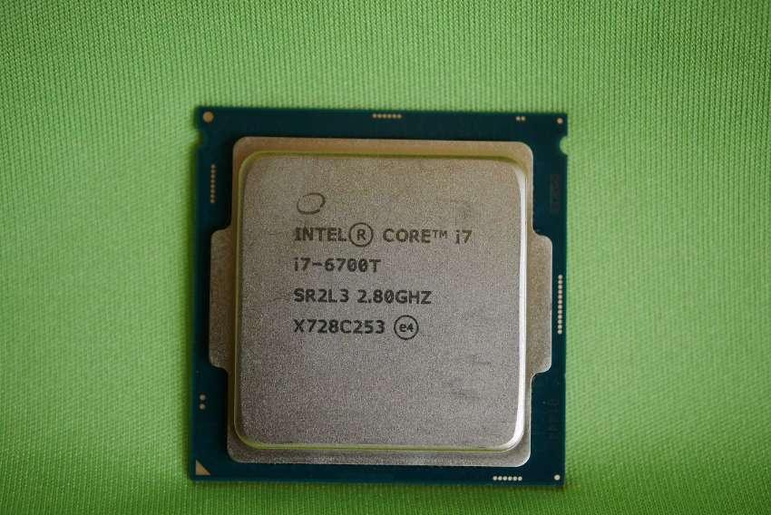 Intel 35W Quad Core CPU SR2L3 i7-6700T 2.8-3.6GHz Socket LGA1151