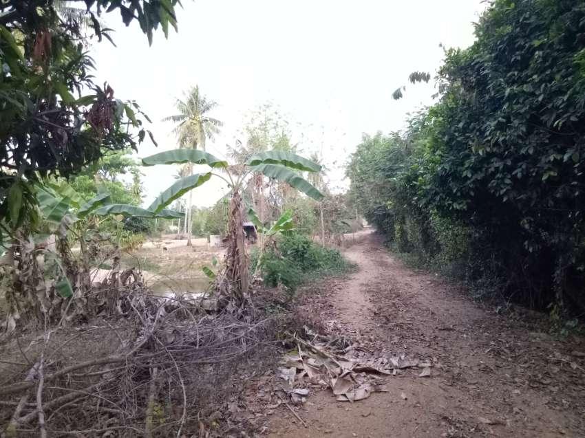 Land for sale Pattaya, Takientia, near Rongpoo. Many access way.