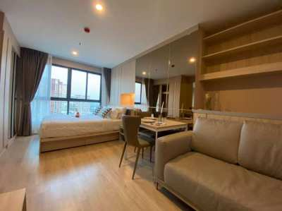 Ideo O2 Luxury Condo Beautiful Furnished Studio Unit for Rent - Hot