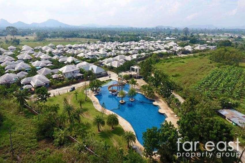 Baan Dusit Pattaya Park Pool Villa For Sale