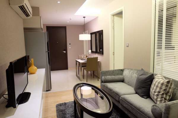 FOR RENT H CONDO SUKHUMVIT 43 / 1 bedroom / 40 Sqm.**30,000**