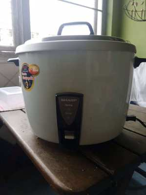 Steamed rice cooker + Glutinous rice