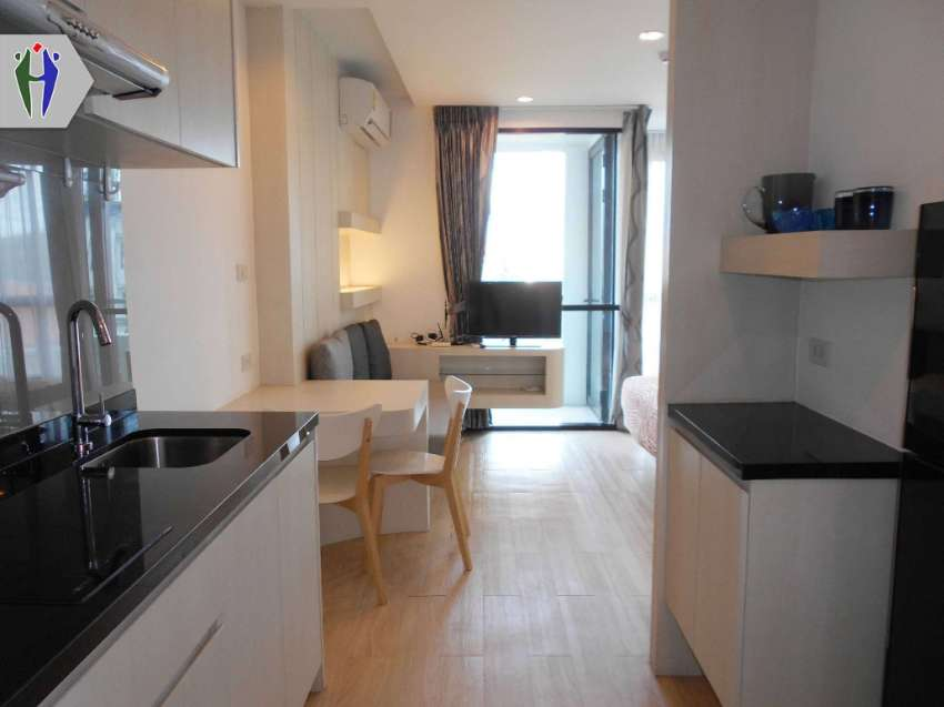 Condo at Central Pattaya for Rent 8,000 baht/month, Ready to move in.