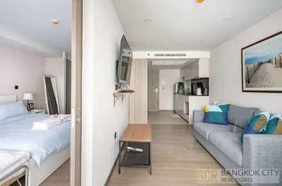 Klass Siam Ultra Luxury Condo Brand New 1 Bedroom Unit for Rent - Hot