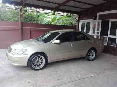 Toyota Camry 2005 2.4Q AT TOP