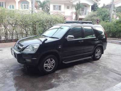 Honda CRV 2004 2.0 AT 4WD