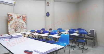 1701081 Established Language School in Khon Kaen for Sale and Rent