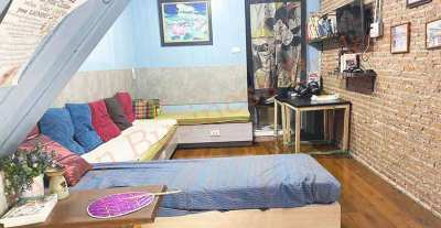 0134014 Guesthouse for Sale and Rent off Soi Ram Buttri