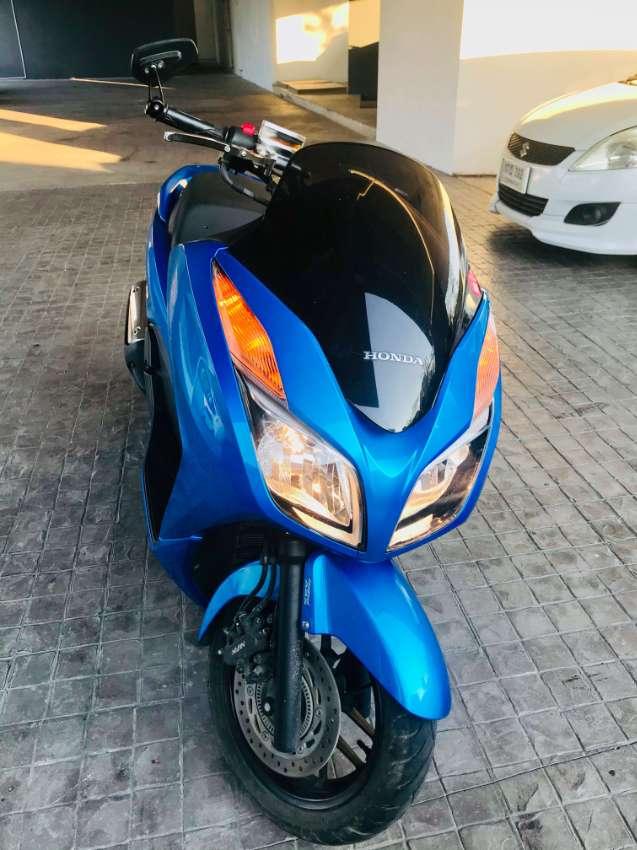 Honda Forza 300 2017 Big Scooter